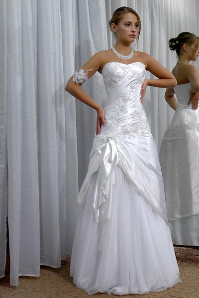 Свадебное платье 032