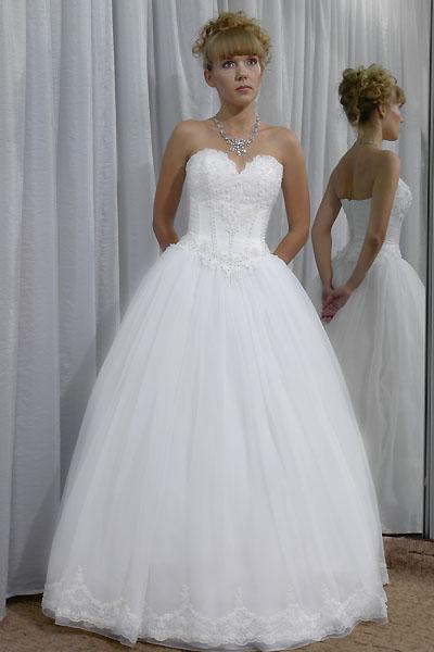 Бальное платье 040