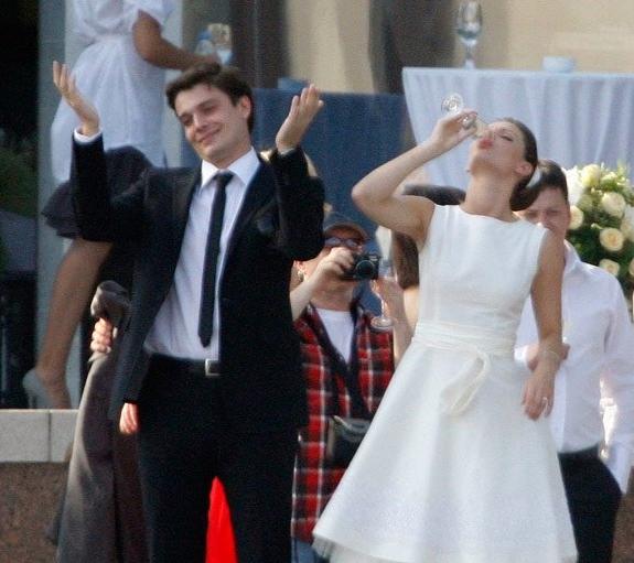 Свадьба Боярская Лиза